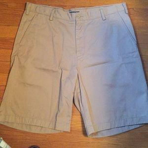 Classic Nautica Flat Front Shorts